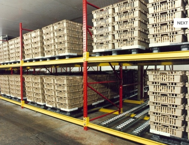 estanterias de media carga