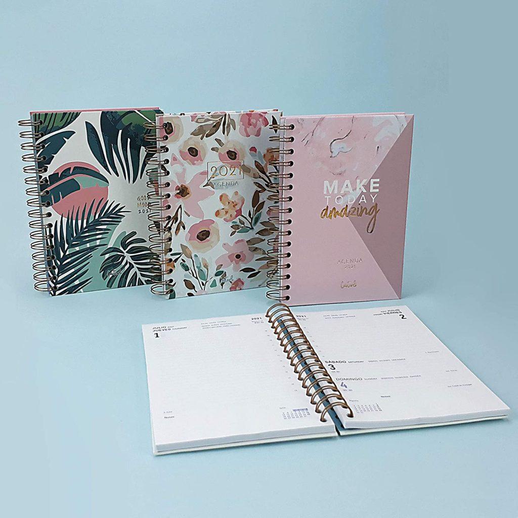 cuadernos sin anillas